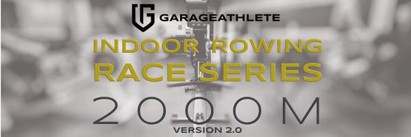 Race Series - Indoor Rowing 2000m