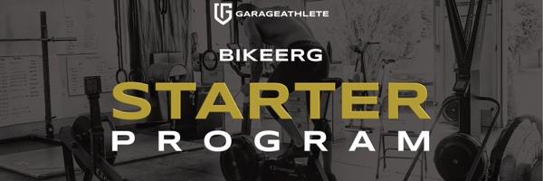 BikeErg Starter Plan